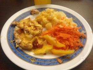 Mat i dag