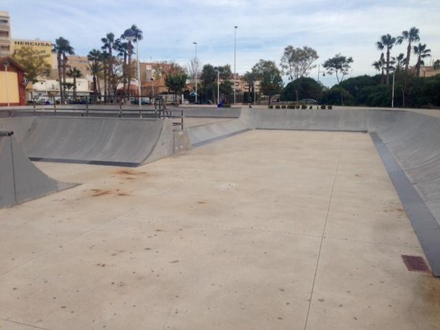 Skateboard bana kopia