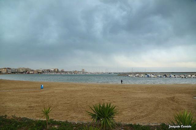 Playa del Acequión 55 km:tim